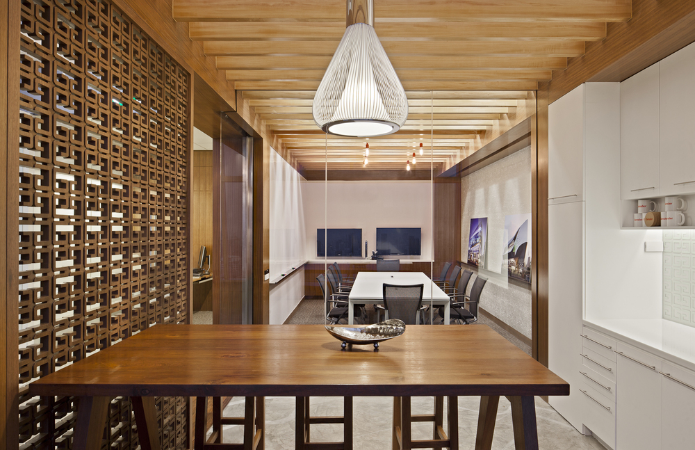 Interior Designer: Gensler  Photography: Owen Raggett