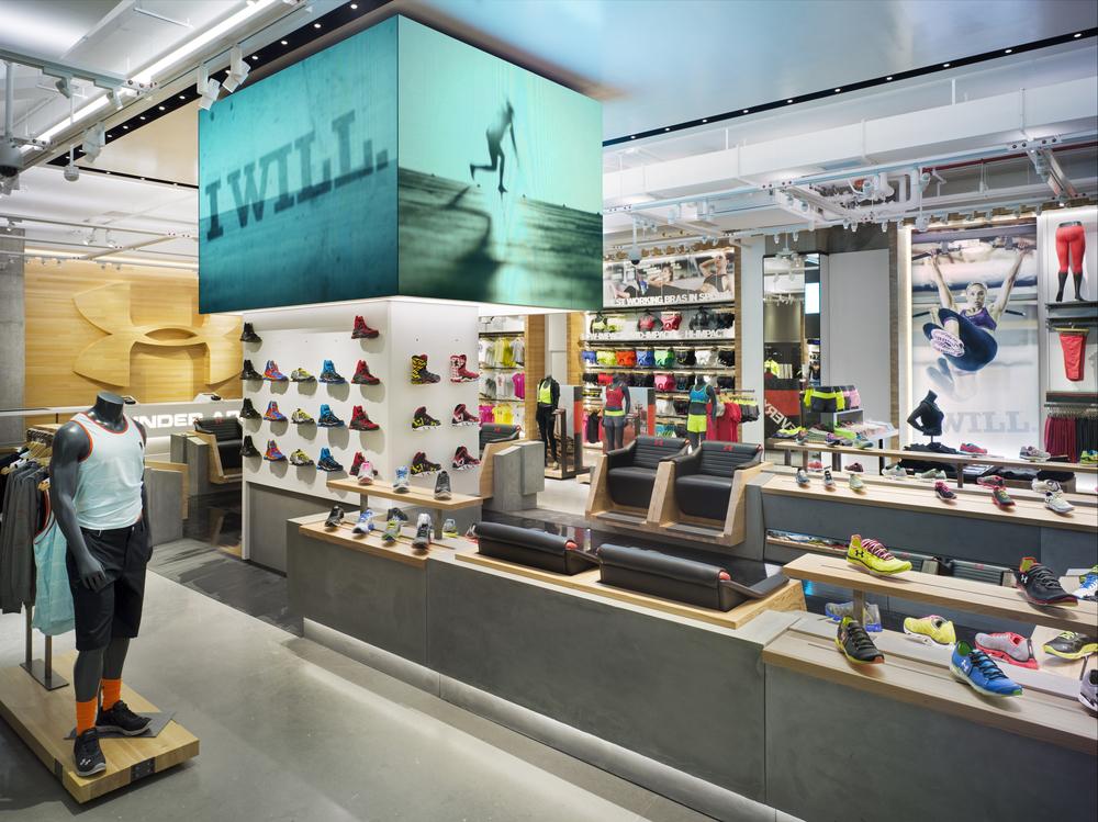 Interior Designer: a + i architecture