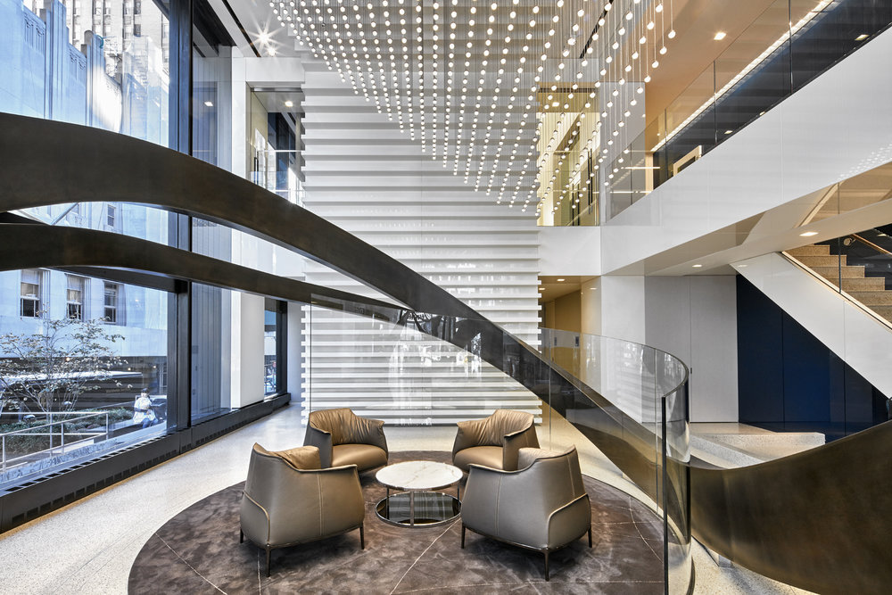 Architect: Gensler NY