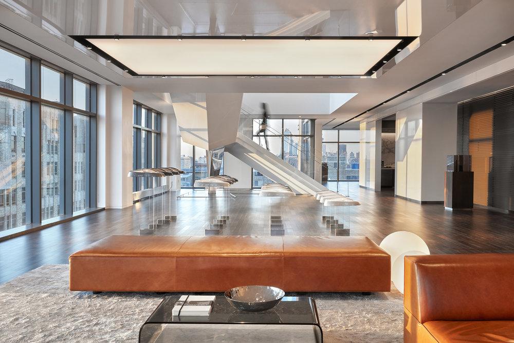 Interior Designer: Gensler