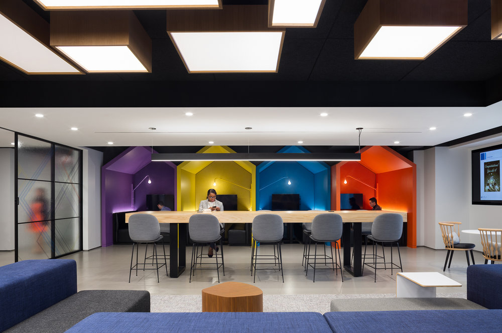 Architect: Gensler  Photographer: Devon Banks
