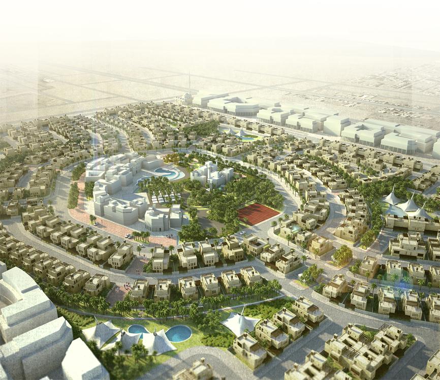 Riyadh, Residential Community