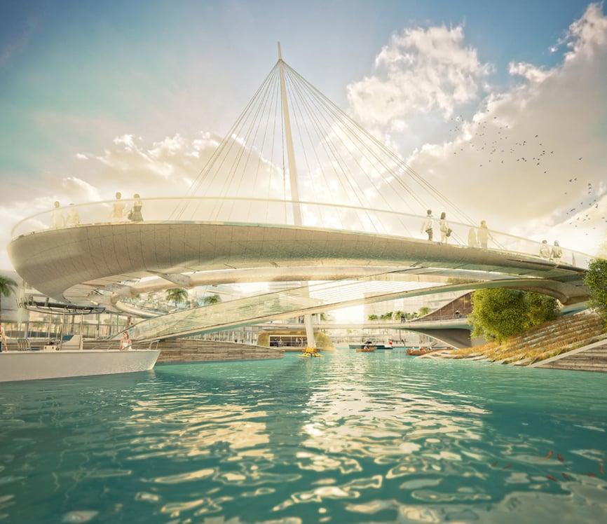 UAE Eco Pavilion