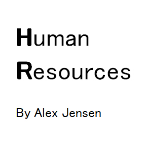 HUMAN RESOURCES by Alex Jensen is a short session with a lazy cohort of coworkers who volunteer for an HR focus group, which turns bloody when they realize somebody's job depends on their decision. It could even be their own.