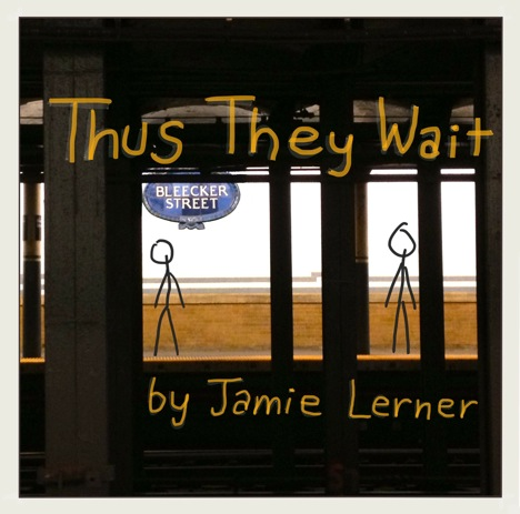 THUS THEY WAIT chronicles the conversation of two men who meet unexpectedly after a night out.