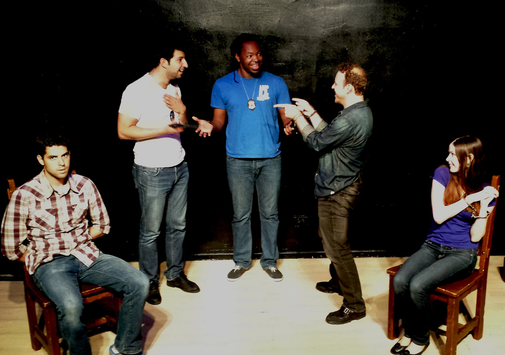 Method Actor By Harry Asimenos  Cast: Bryen Luethy, Neil Ryan Green, Jessica Bishop, Luke Kurter, Clinton Dickey Jr.
