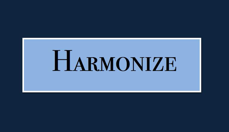 Harmonize Professional Organizing