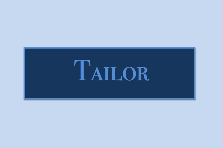 Taylor Professsional Organzing