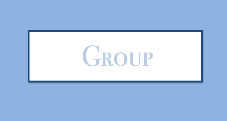 Group Professional Organzing