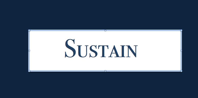 Sustain Professional Organzing