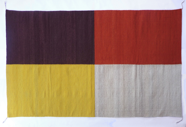Four-color Rug (9)