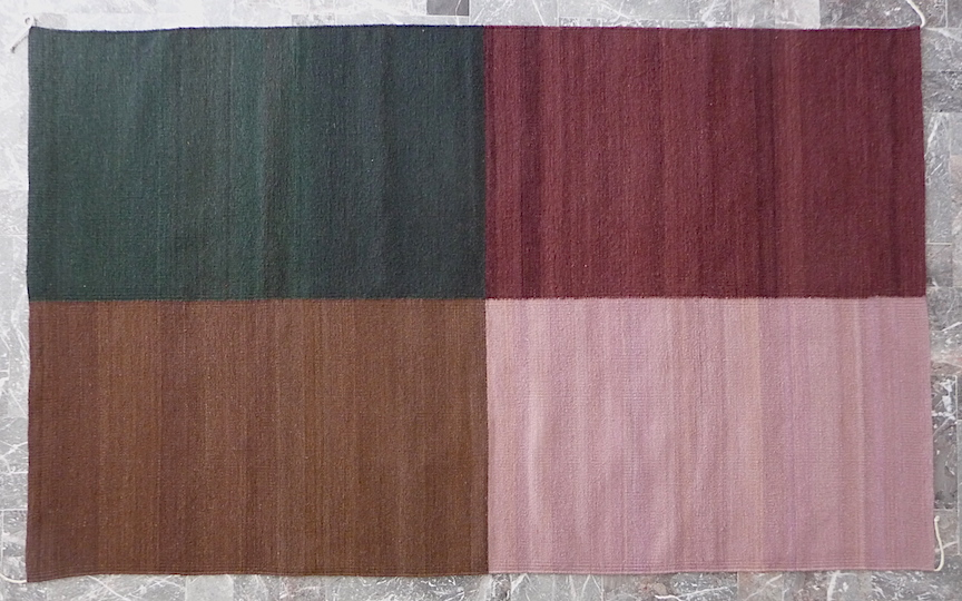Four-color Rug (102)