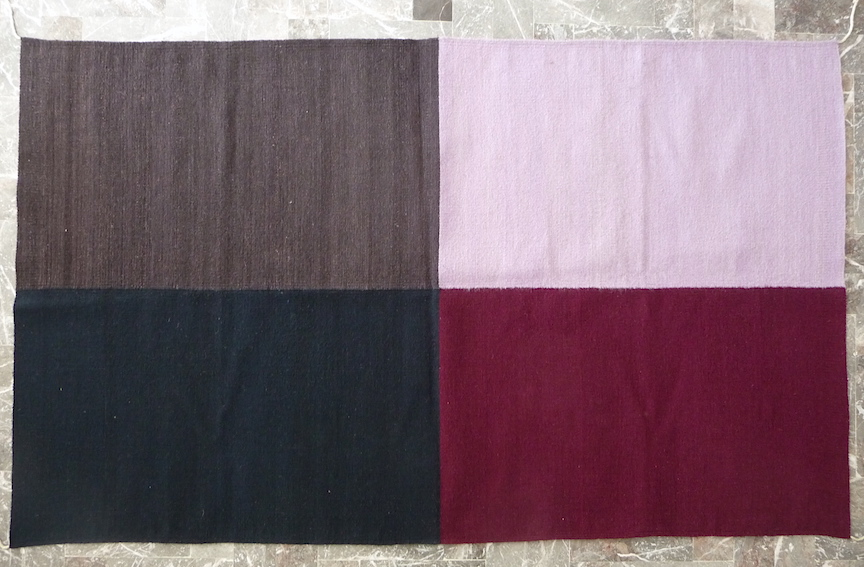 Four-color Rug (103)