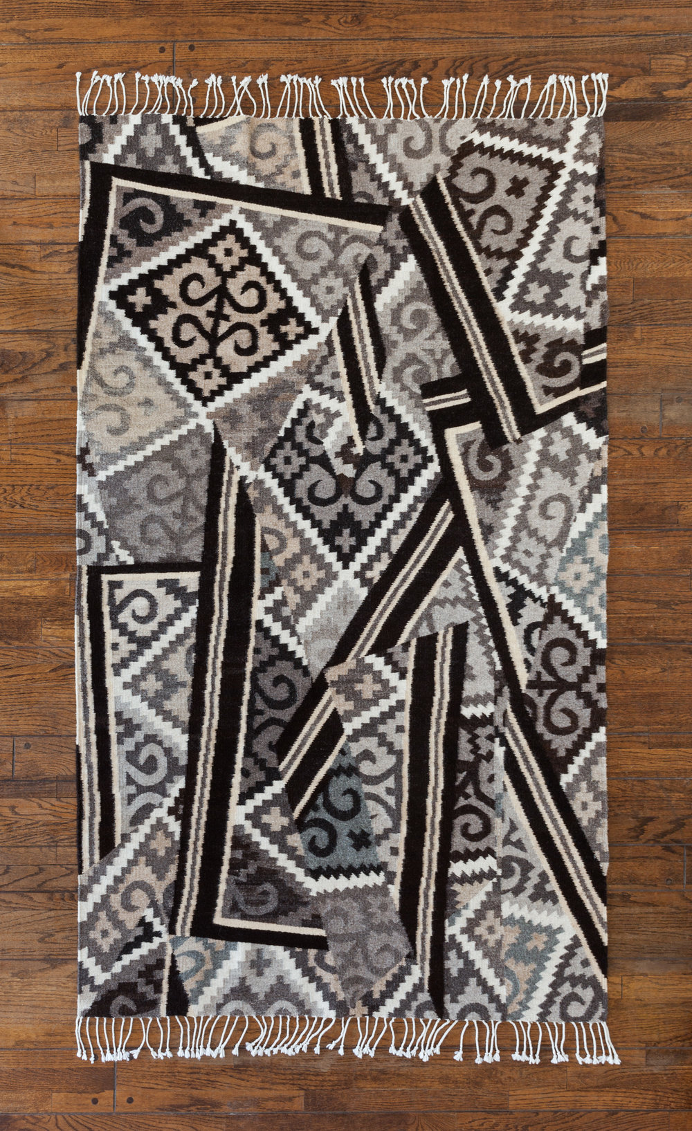 Zapotec Cut-out VII, 2014