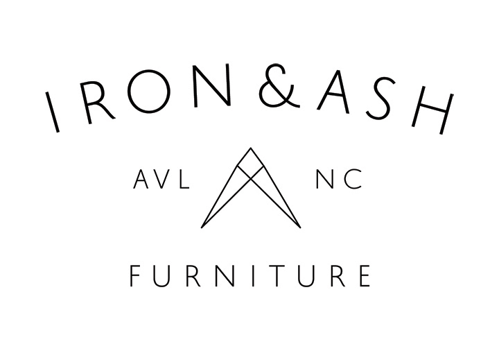 IRON AND ASH furniture by brandon skupski