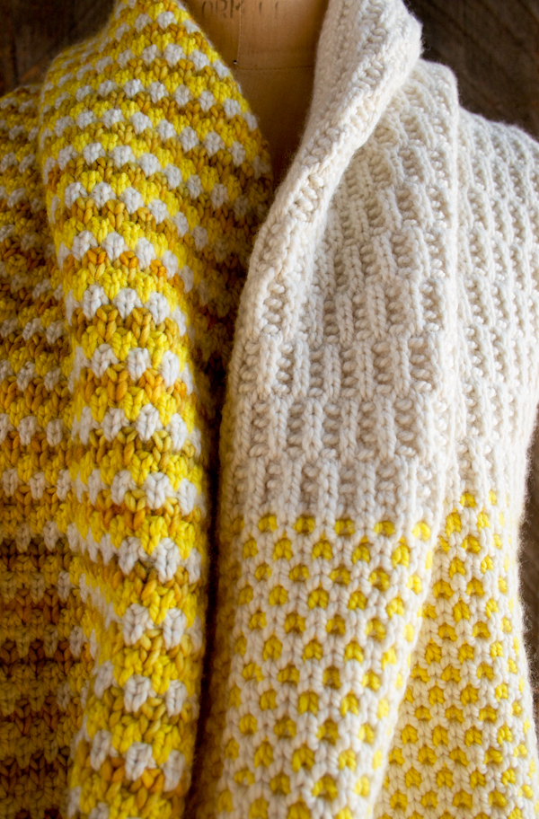 The Purl Bee » Worsted Twist