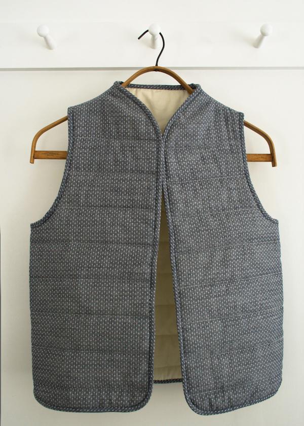 Funky Vest Sewing Patterns Gallery - Knitting Pattern Ideas ...