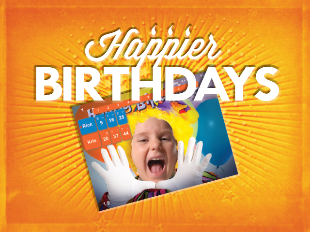 Birthday Parties are a great way for kids AND Parents to have fun! Click here for more details
