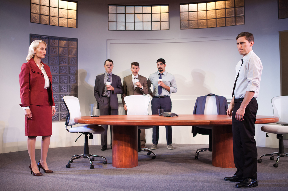 Aaron Loeb's  Ideation  (developed in the '11/'12 Lab, premiered at SF Playhouse)