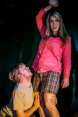 Lauren Gunderson's  Toil and Trouble  (developed in '10/'11 Lab, premiered at Impact Theater)