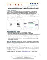 Finance Matters, Thumbnail