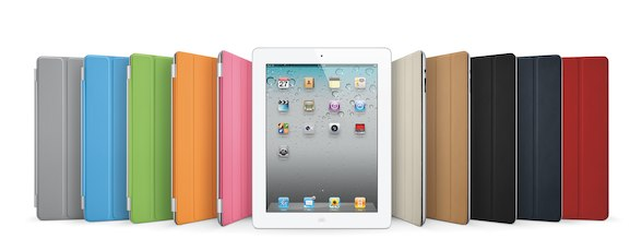 iPad 2 with Covers
