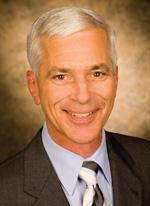John Walda, President & CEO of NACUBO