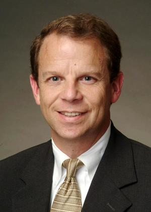 Greg Lovins, Vice Chancellor for Business Affairs, Appalachian State University