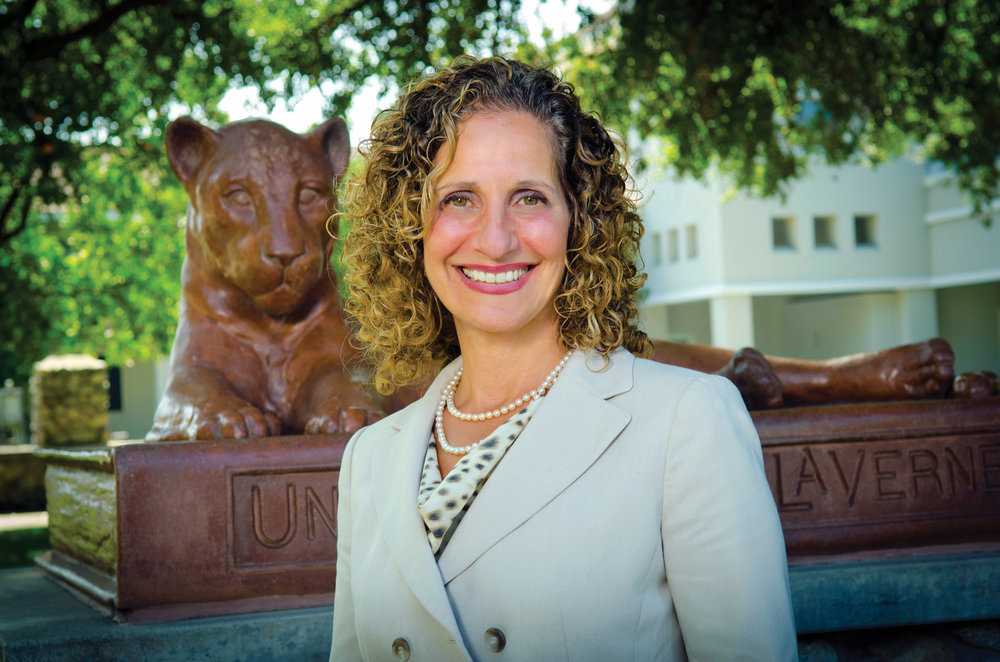 Devorah Lieberman President University of La Verne