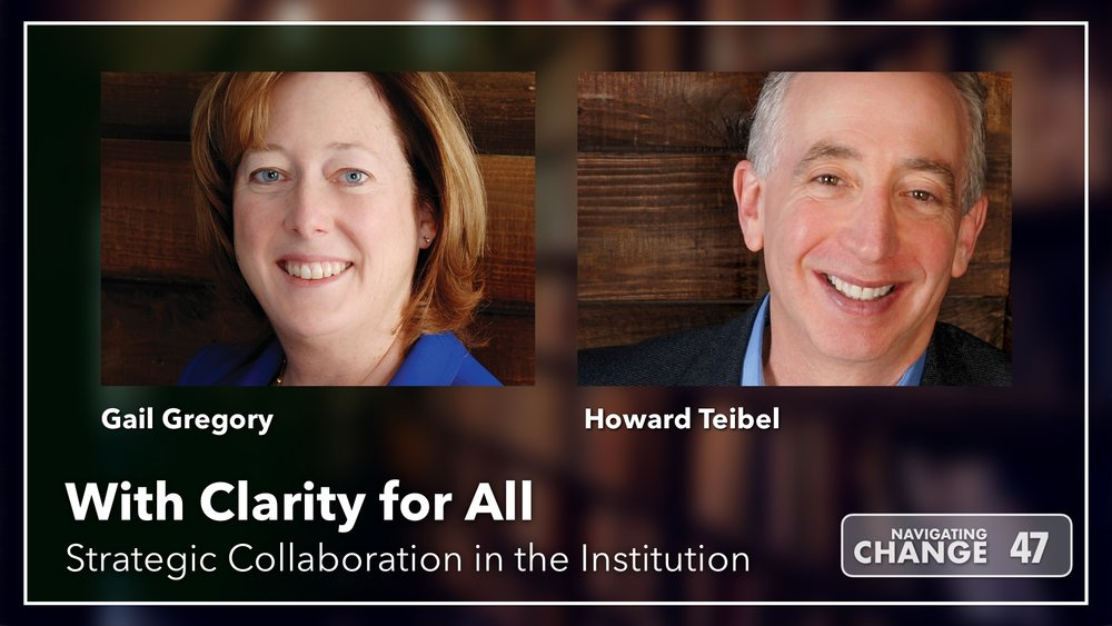 Listen to Strategic Collaboration on Navigating Change The Education Podcast