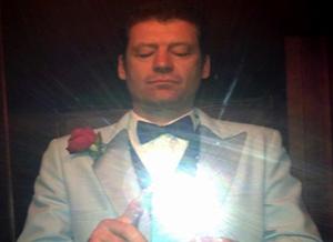 Paul is shown flashing himself.