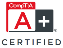 A+ Certified (COMP10173168)