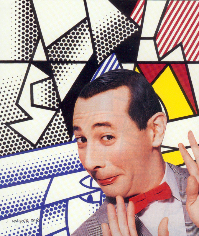 High Art High Jinxs: Pee-Wee at MOMA​