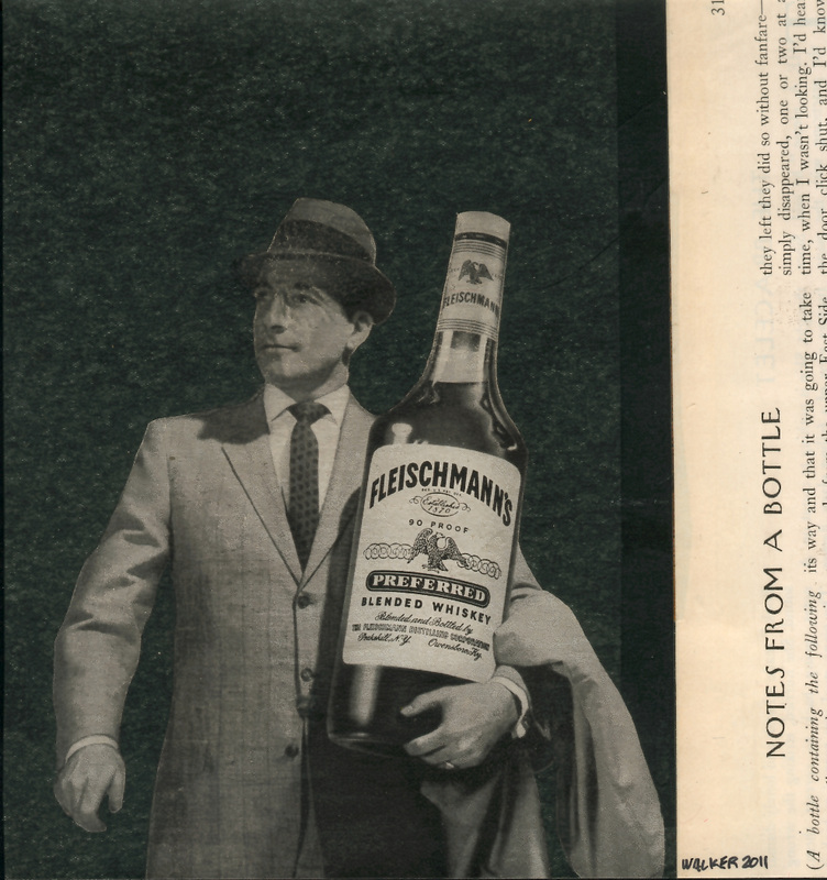 Notes from a Bottle, No. 2: Fleischmann's