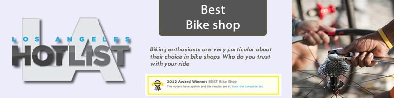 LA Hotlist Best Bike Shop Rolling Cowboys