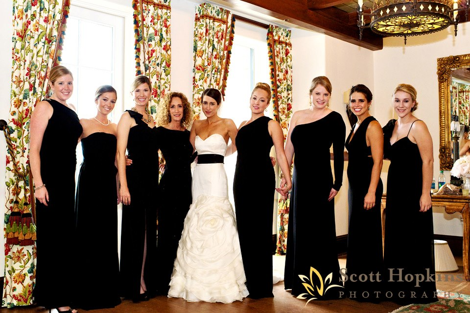 Scott Hopkins Photography // The Cloisters // Sea Island, GA // Southern Wedding // Live Wedding Artist