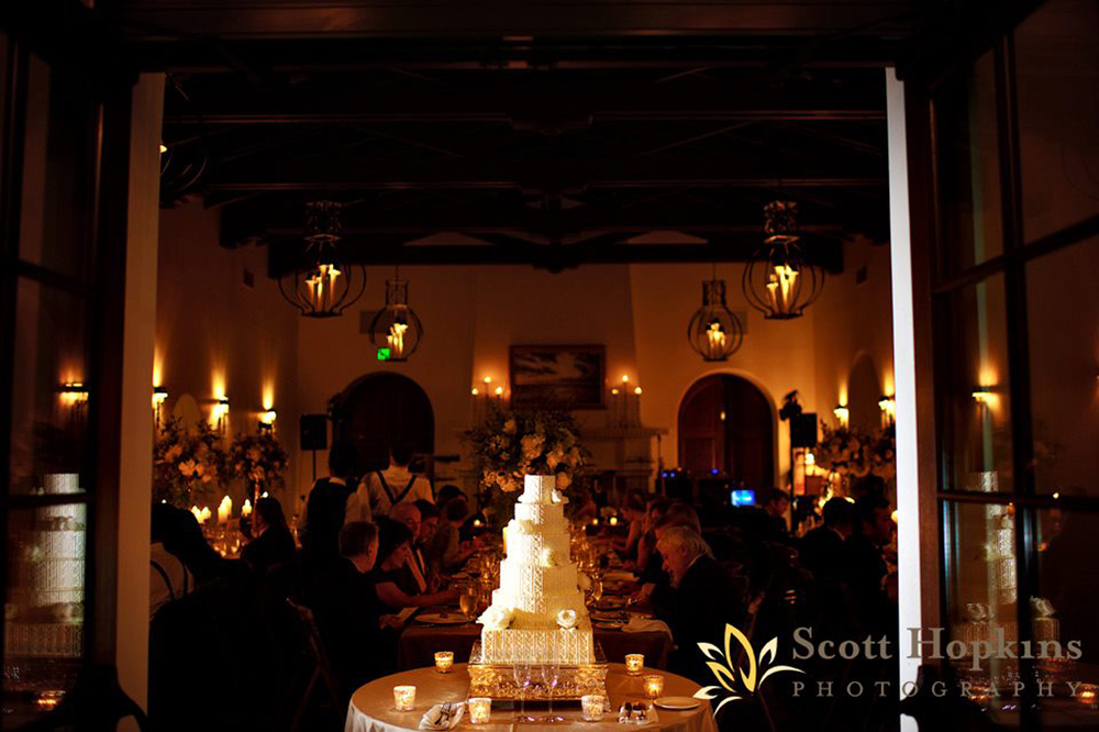 Scott Hopkins Photography // The Cloisters // Sea Island, GA // Live Wedding Painting // Ben Keys