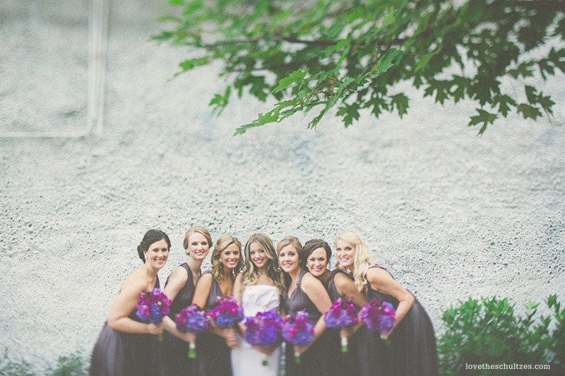 radiant-orchid-color-of-the-year-bouquets-bridesmaid-painting-wed-on-canvas-painter-charlotte-wedding