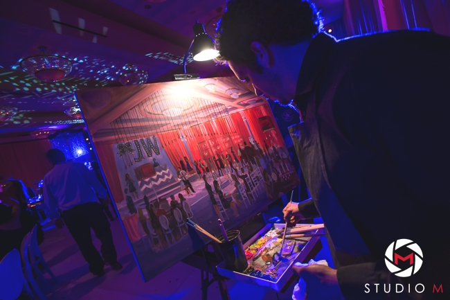 ben-keys-painting-live-bat-mitzvah-parkland-fl-sara-renee-events-marquee-light-painter-artist