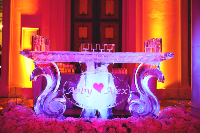 custom-ice-bar-luxury-wedding-detail-with-bride-and-grooms-name-the-breakers-palm-beach-sara-renee-events