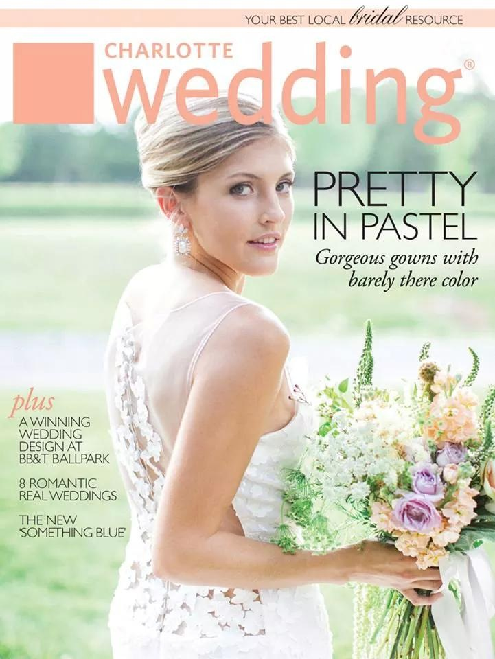 Charlotte Weddings Magazine Summer 2014 Issue.jpg