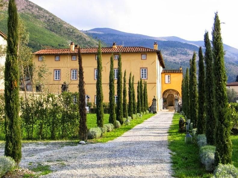 Villa Valentina in Vorno | Image via Amy Riolo