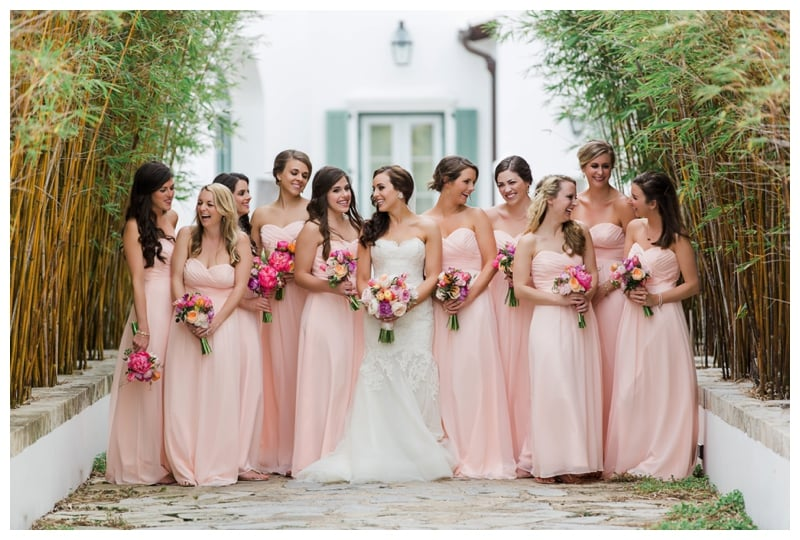 alys-beach-wedding-peach-bridesmaid-dresses