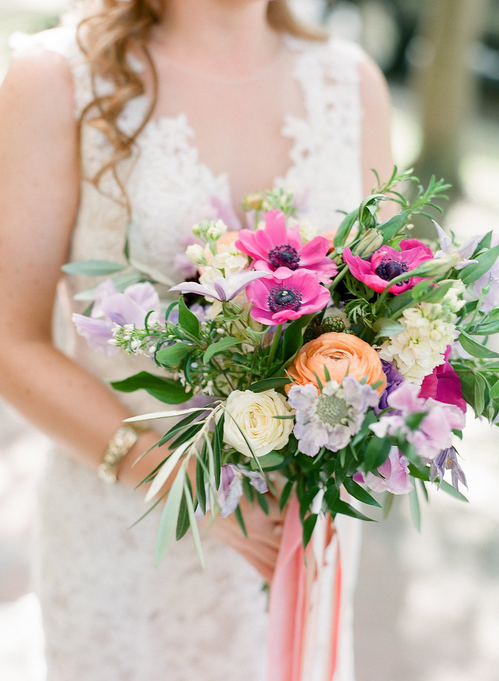 harvey-designs-savannah-fuchsia-and-coral-bridal-bouquet