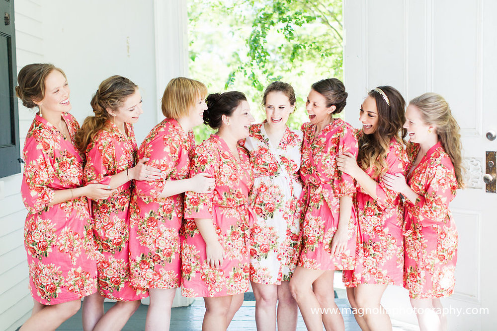 floral-bridesmaid-robes-charleston-wedding