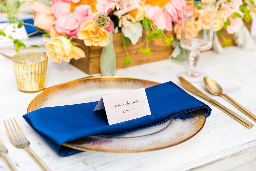 navy-and-gold-reception-place-setting-pure-luxe-bride
