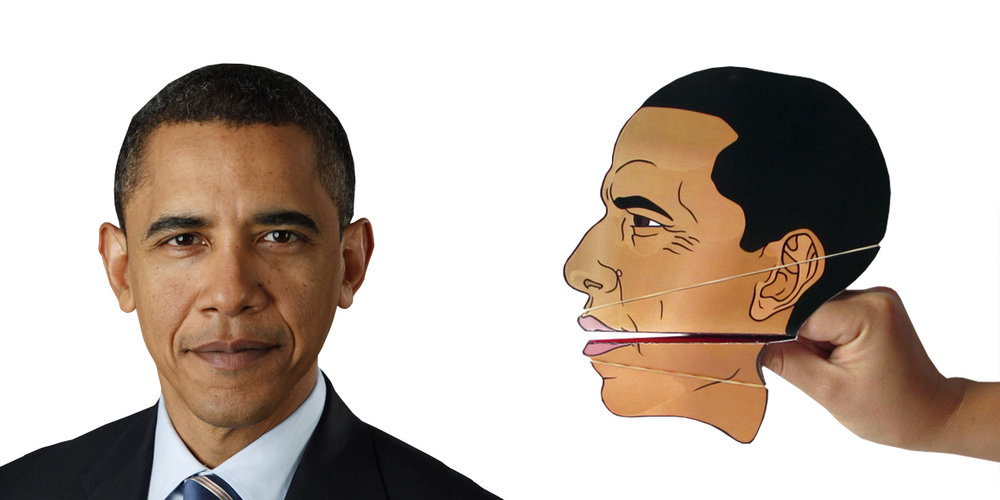 Obama Snappet,  VIEW SNAPPETS FULL LINE OF PROMOTIONAL CONCEPTS!