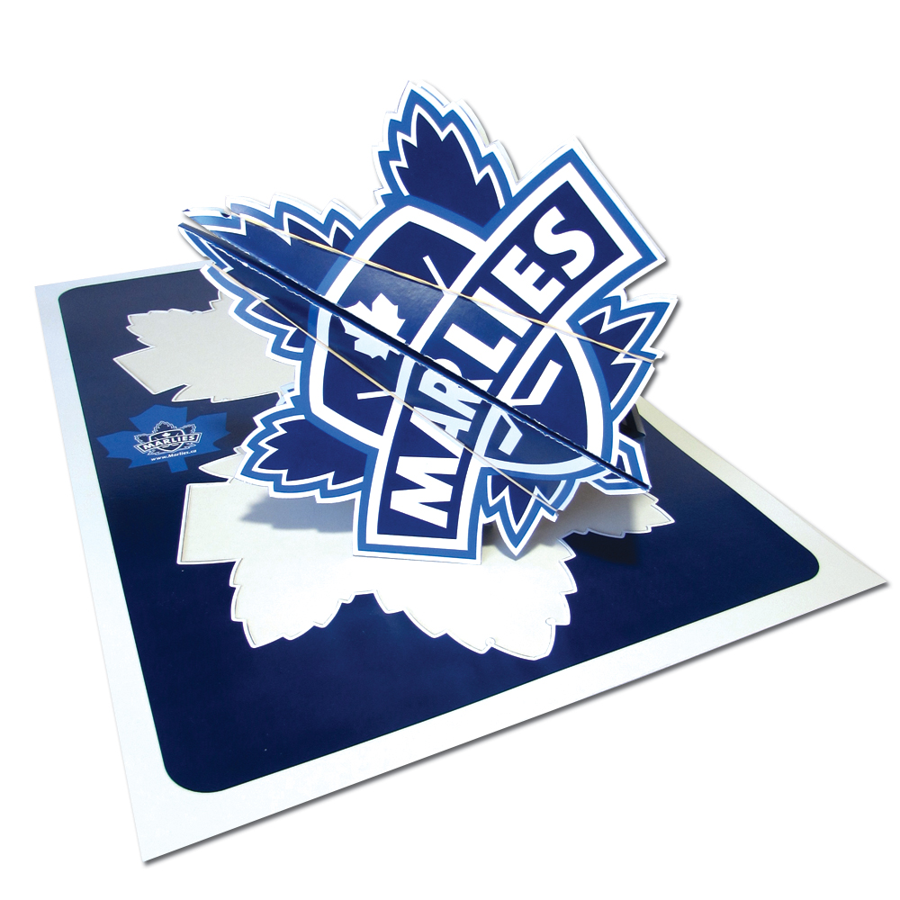 Concept Snappet for Toronto Marlies Hockey. Click to view larger.