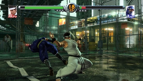 No more Virtua Fighters have been released since part 5. Want to see Akira again? Play Dead or Alive 5.