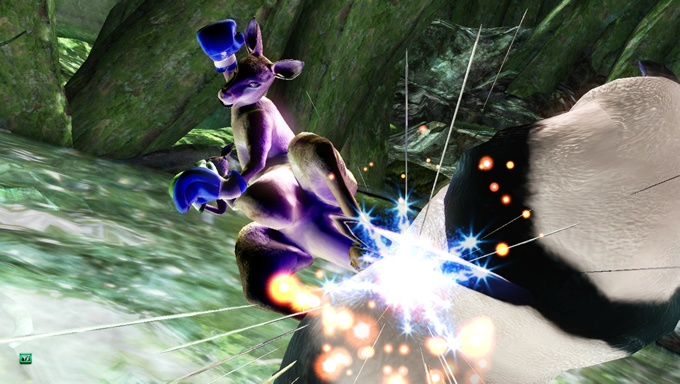 You wanna see a kangaroo fighting a panda? Tekken's got you covered!